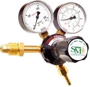 Regulador de Pressão para cilindro