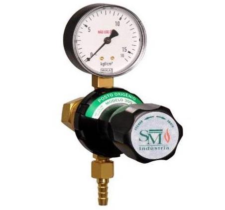 Regulador de pressão para rede canalizada